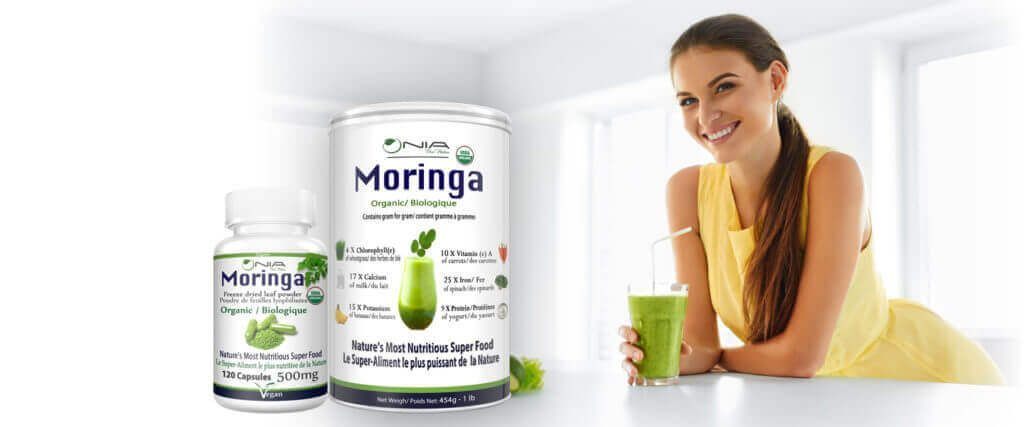, Tout le monde en a plein son casque du rhume! Renforcez votre système immunitaire avec le Moringa!, Nia Pure Nature