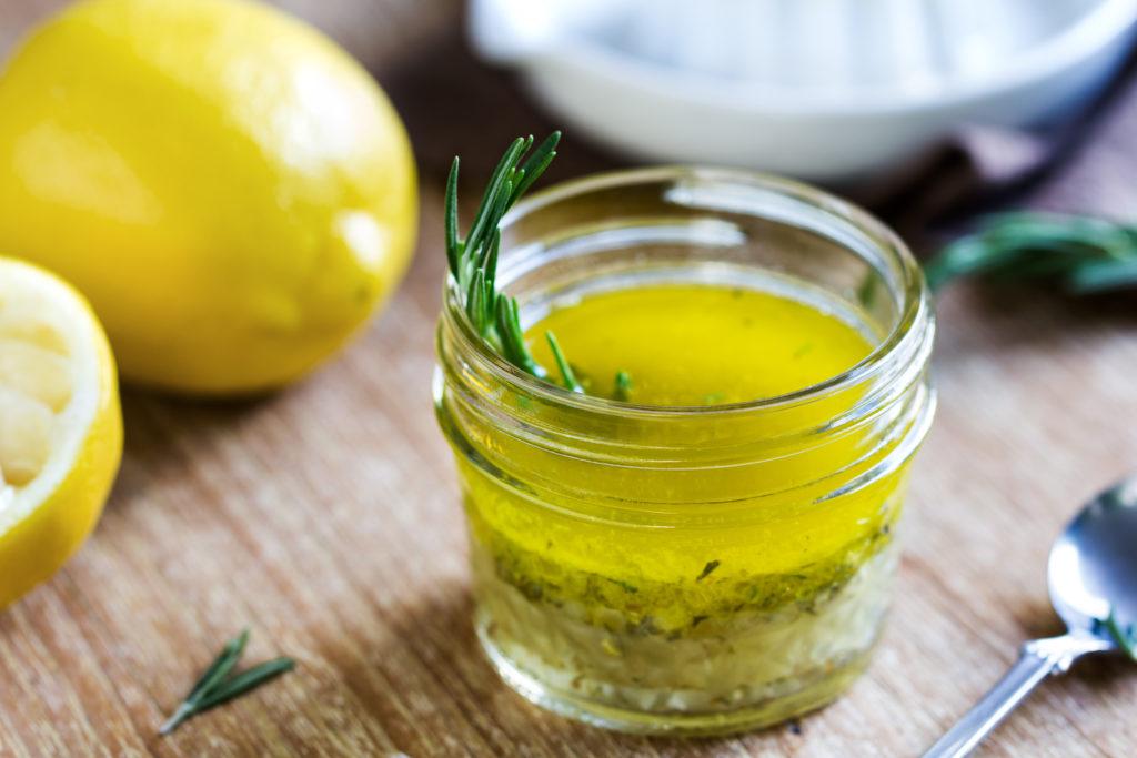 , Salad dressing with Moringa, Nia Pure Nature