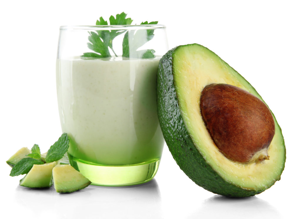 , Satisfying Green Smoothie, Nia Pure Nature