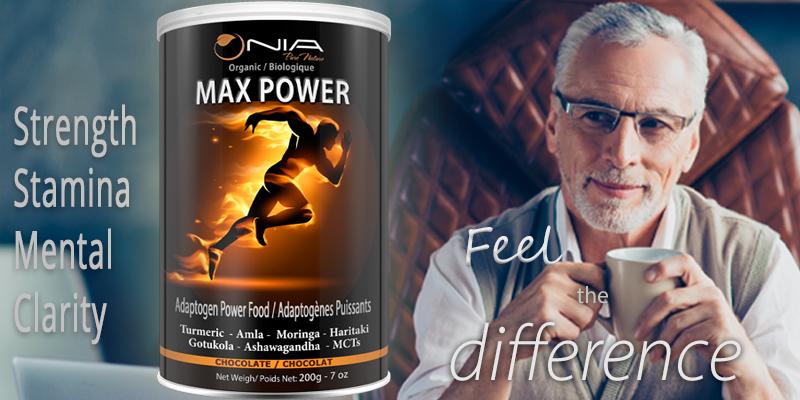 Max Power slider - Mobile English